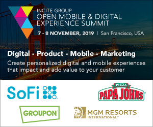 2019 Open Mobile & Digital Experience Summit, San Francisco, CA